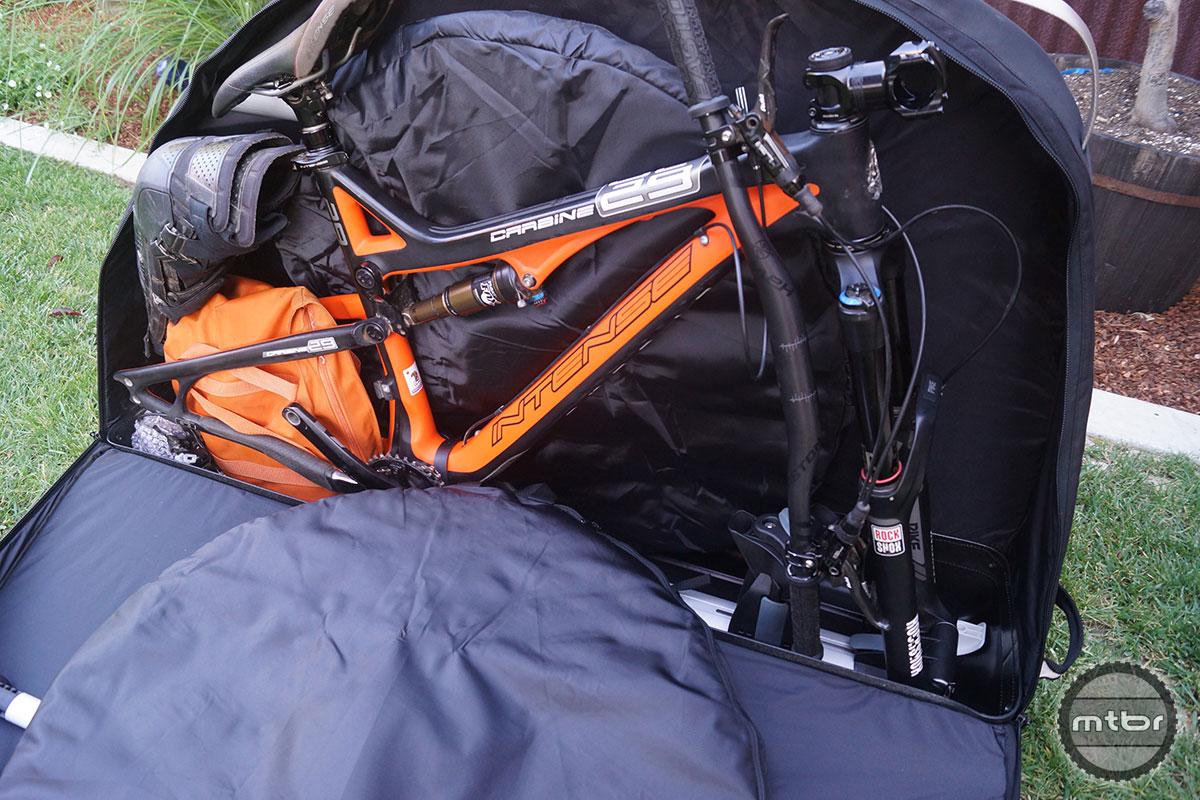 Thule Roundtrip Traveler Bike Bag Befirstrank