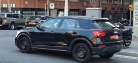 Audi Q2 Spotted Testing Sans Camouflage in Europe