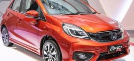 2016 Honda Brio Facelift Revealed