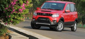 Mahindra NuvoSport Launched in India; Prices Start at 7.35 Lakh