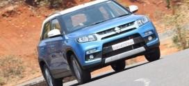 Maruti Suzuki Vitara Brezza Receives Over 35,000 Bookings