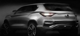 Mahindra to Debut New SsangYong Rexton at 2016 Paris Motor show; launch in 2017