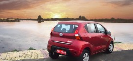 2016 Datsun redi-cross launched in India; fees start at 2.38 Lakh