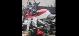 TVS Apache 200 journey on the cards?