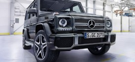 New Mercedes-Benz G-Class expected to launch in 2017