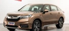 Honda releases official photos of the Avancier SUV