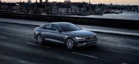 Preview: Volvo S90 sedan
