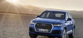 Audi Q7 Petrol Imported to India for Homologation