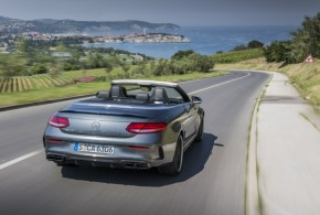 Mercedes-AMG C63 S Cabriolet Review