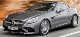 Mercedes-AMG SLC 43 Launched at 77.50 Lakh