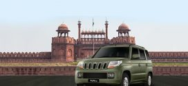Mahindra TUV300 Now Available In New Bronze Green Colour