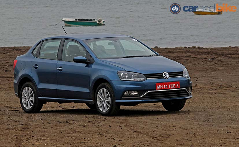Volkswagen Ameo Diesel To Be Launched In India This Week Befirstrank
