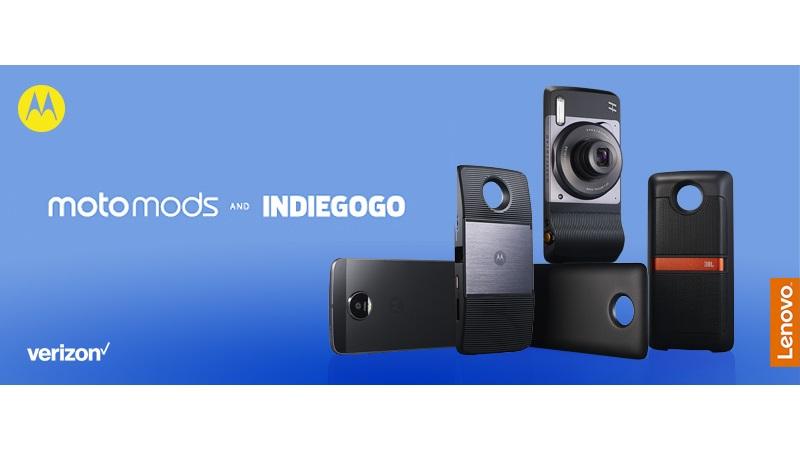 Motorola Partners Indiegogo to Help Developers Fund Their