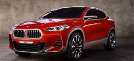 Production BMW X2 Will Retain Concept's Styling