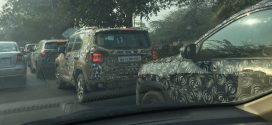 Jeep Compass Caught Testing In India; Launch In Mid-2017