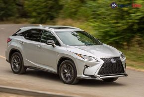 Exclusive Review: Lexus RX 450h