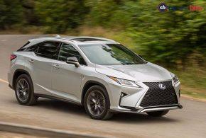 Exclusive Review: Lexus RX 450h