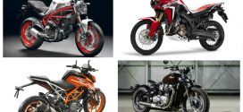 Upcoming Performance Bikes of 2017
