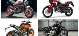 Upcoming Performance Bikes of 2017