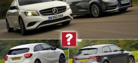Used Audi A3 vs Mercedes A-Class