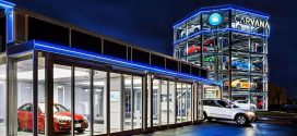 Used-car retailer Carvana's shares skid in debut