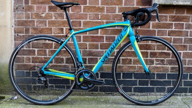 3b23d75a585 Specialized Amira Comp women's road bike review - BeFirsTrank