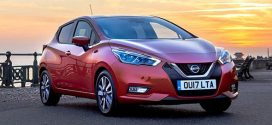New Nissan Micra 2017 – New updated range hits UK showrooms