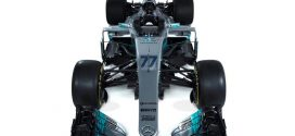 Mercedes reveals what F1's new car number and name display will look like
