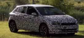 New-Generation Volkswagen Polo Previewed