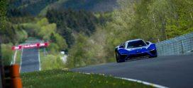 All-Electric NIO EP9 Beats Lamborghini Huracan Performante's Nurburgring Time