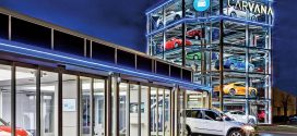 Carvana notches wins on Wall Street Online used-vehicle retailer sees a path to growth and profitability