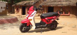 Honda Cliq Scooter: First Ride Review
