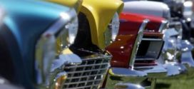 Two car shows highlight Father's Day weekend