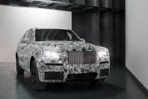 As Rolls-Royce tests its first SUV, the future of the 'normal' car looks uncertain