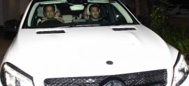 See The Car Salman Khan Was Reportedly Gifted By Shah Rukh Khan