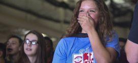 Glenbard East soccer standout honored for volunteer work, gets new car