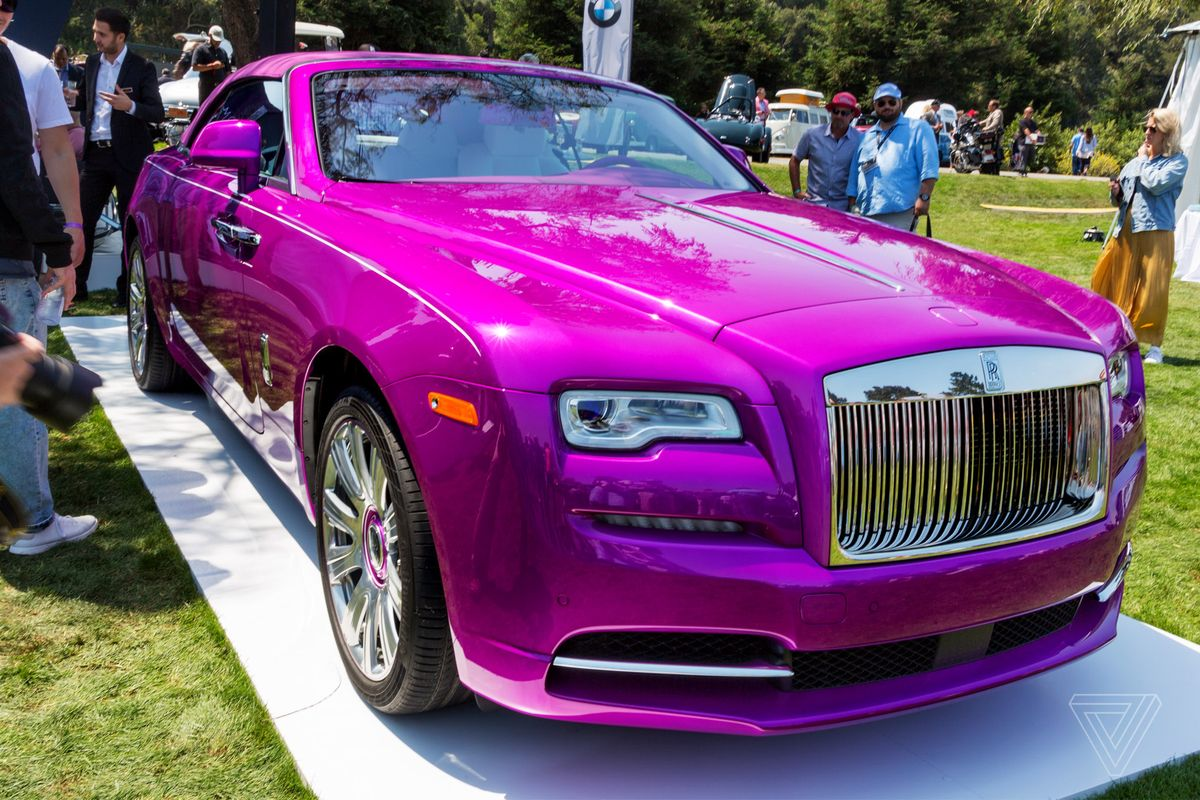 Americas Most Important Luxury Car Show BeFirsTrank - Luxury car show