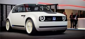 Honda's Vision for Electric Cars Puts a Futuristic Spin on an Old Civic