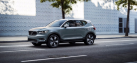 Volvo Cars premieres XC40 with new car subscription model