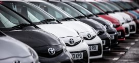 New car sales in UK fall for fifth straight month