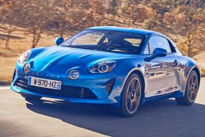 The Top Gear car review: Alpine A110