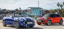 2019 Mini Cooper S Hatchback And Cooper S Convertible Get A Facelift, To Debut At Detroit Motor Show