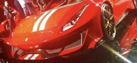 Ferrari 488GTO Picture And Details Leaked