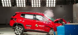 India-Made Jeep Compass Gets 5 Stars In Australia's ANCAP Crash Test