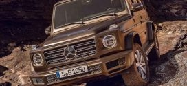 New Generation Mercedes-Benz G-Class Leaked Ahead Of Detroit Debut