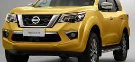 New Nissan Terra SUV officially revealed