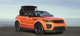 Land Rover to launch Range Rover Evoque convertible in India this month