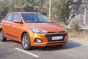 Facelifted Hyundai i20 Review