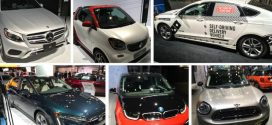 Electric Vehicles Dominate the 2018 NY Auto Show