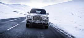 Rolls-Royce Cullinan SUV To Be Revealed This Month